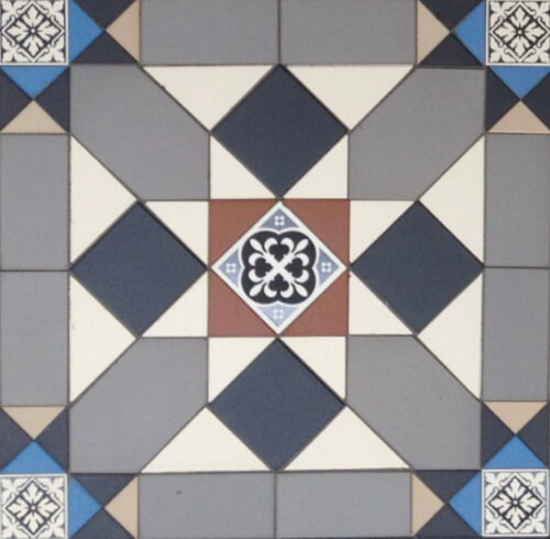 victorian and federation tiles Melbourne